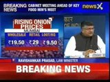 Cabinet briefing on Inflation