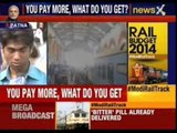 Railway Budget 2014-15 to be presented in Lok Sabha today