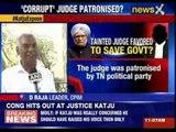 Markandey Katju: 'Corrupt' Madras HC judge favoured by UPA