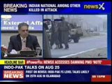 MEA briefing on attack at Kabul airport