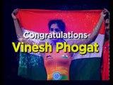 Asian Games 2018: विनेश फोगाट गोल्ड जीतने वाली पहली महिला, रचा इचिहास; Vinesh Phogat Wrestler