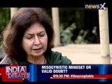Cover Story by Priya Sahgal: Nayantara Sahgal