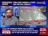 AK Antony submits poll debacle report to Sonia Gandhi