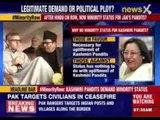Groups representing Kashmiri Pandits seek minority status
