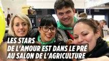 Les stars de « L'amour est dans le pré » au salon de l'agriculture