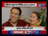 Govinda shares his Ganpati Celebrations with Deepak Chaurasia || India News Exclusive
