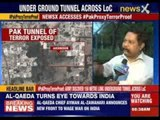 150 meter long tunnel detected around Loc