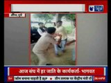 Auraiya (U.P):  Cops found dancing on Bhojpuri song during working hours, inquiry ordered