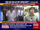 Court slams TMC over letting off Tapas Pal