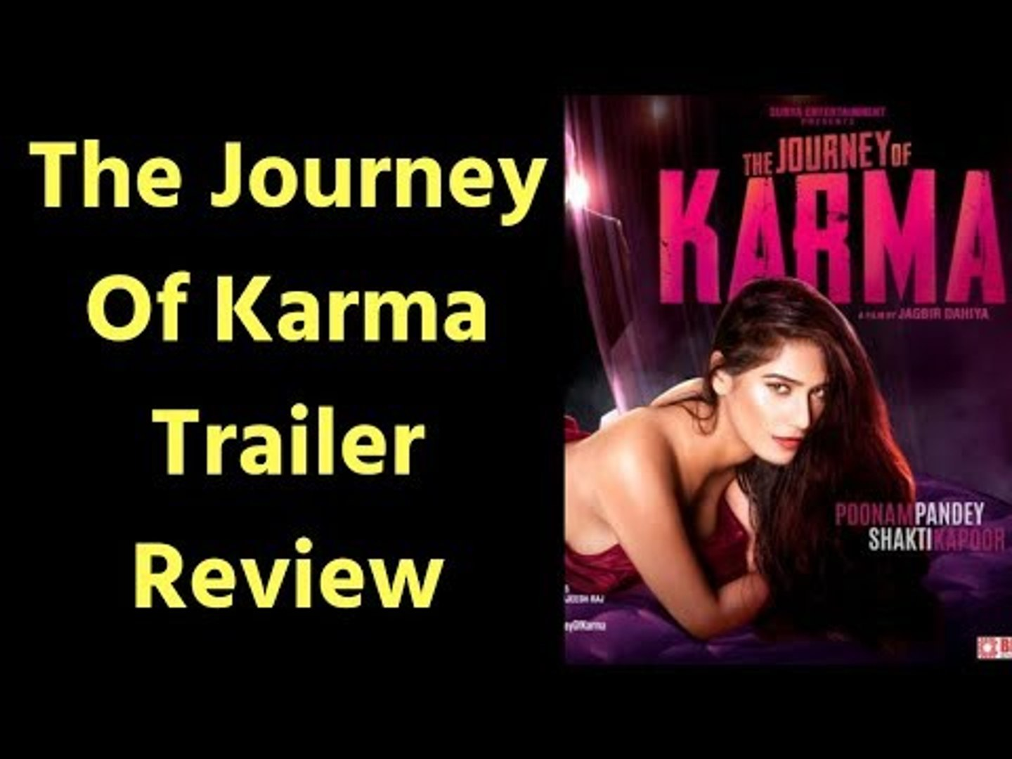 The Journey Of Karma Trailer Review