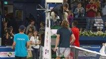 ATP - Dubai 2019 - La belle série de Gaël Monfils est terminée, la faute à Stefanos Tsitsipas