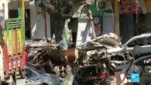 Attentat meurtrier des Shebab à Mogadiscio
