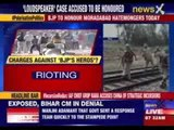 BJP to honour Moradabad hatemongers today