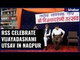 RSS Celebrate Vijayadashami Utsav in Nagpur, Maharashtra, Mohan Bhagwat give a Strong Speech