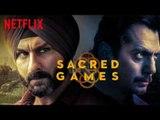 Netflix Sacred Games season 2 to air soon;  Netflix पर जल्द ही आएगा Sacred Games season 2