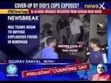 NSG teams begin to diffuse explosive found in Burdwan