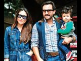 Saif Ali Khan wants to encash the Popularity of Taimur; तैमूर पर पिता का कमेंट, Kareena का Reaction