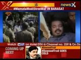 TMC youth wing and BJP youth wing clash in West Bengal