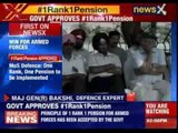 Mos Defence: One rank, one person to be implemented