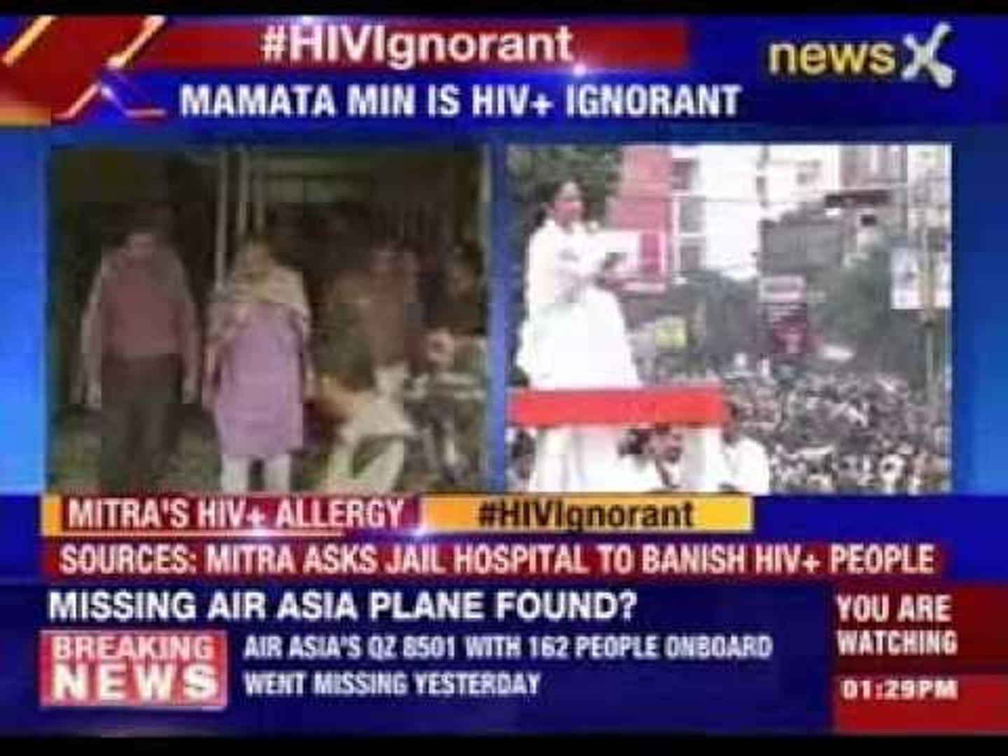 Madan Mitra asks jail hospital to banish HIV+ people