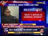 NewsX Exclusive: 'I haven't said anything wrong'- Markandey Katju