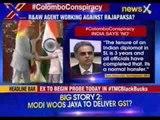 Did RAW agent working against Mahinda Rajapaksa?