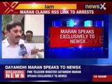 Former Telecom Minister Dayanidhi Maran speaks exclusively to NewsX