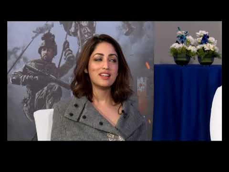 Exclusive interview of Vicky Kaushal and Yami Gautam. Yami Gautam on her definition of patriotism