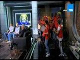 البيت بيتك- احتفالية تتويج النادى الأهلى داخل البيت بيتك بفوز الفريق ببطولة افريقيا للكرة الطائرة