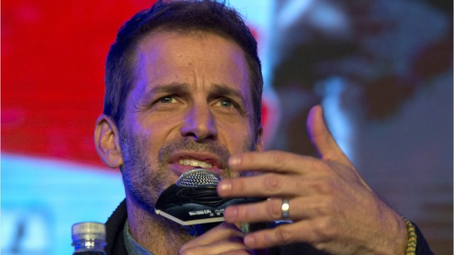 Zack Snyder To Present Director's Cuts Of Some Of His Most Popular Films
