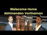 Abhinandan Varthaman Returns India LIVE updates;IAF brave returns to India via Wagah-Attari border