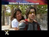 On a bike ride with Zayed Khan - NewsX