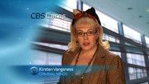 CBS Cares - Kirsten Vangsness on Volunteering