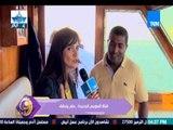 برنامج عسل أبيض  - تقرير عن إفتتاح مشروع قناة السويس الجديدة والتحدي مع الإعلامية منة فاروق