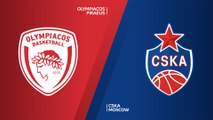 Olympiacos Piraeus - CSKA Moscow Highlights | Turkish Airlines EuroLeague RS Round 24