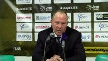 Jean Denys Choulet coach Elan Chalon