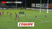 Aubenas s'impose à Nîmes - Rugby - Fédérale 1