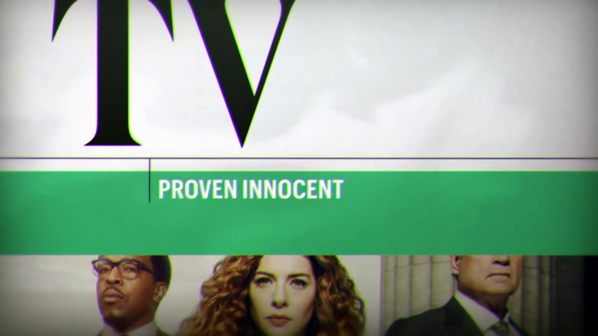 The Cast Of 'Proven Innocent' Discuss The Big Mystery Of The Show | Entertainment Weekly
