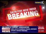 NDA Government releases cabinet portfolio list