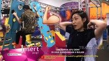 INSERT - Ayu Dewi Tetap Lincah di Usia Kehamilan 4 Bulan Walaupun Mabok Hamil Lebih Lama