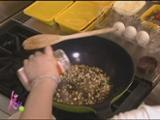 Kris cooks a delicious fried brown rice recipe