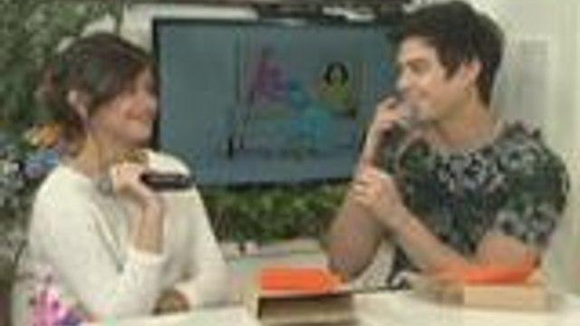 Ang pangako nina Liza at Enrique sa isa't-isa