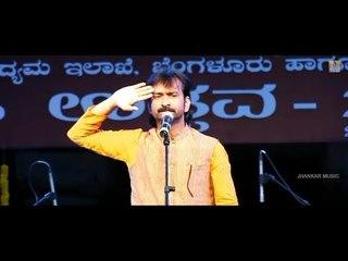 Basavaraj Mahamani Hampi Utsav 2019 | Kannada Standup Comedy | Junior ಬೀchiComedy | Jhankar Music