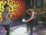KZ and Darren roar with Katy Perrys Roar