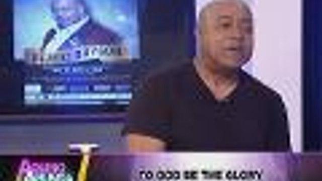 Peabo Bryson sings A Whole New World live on Aquino and Abunda Tonight