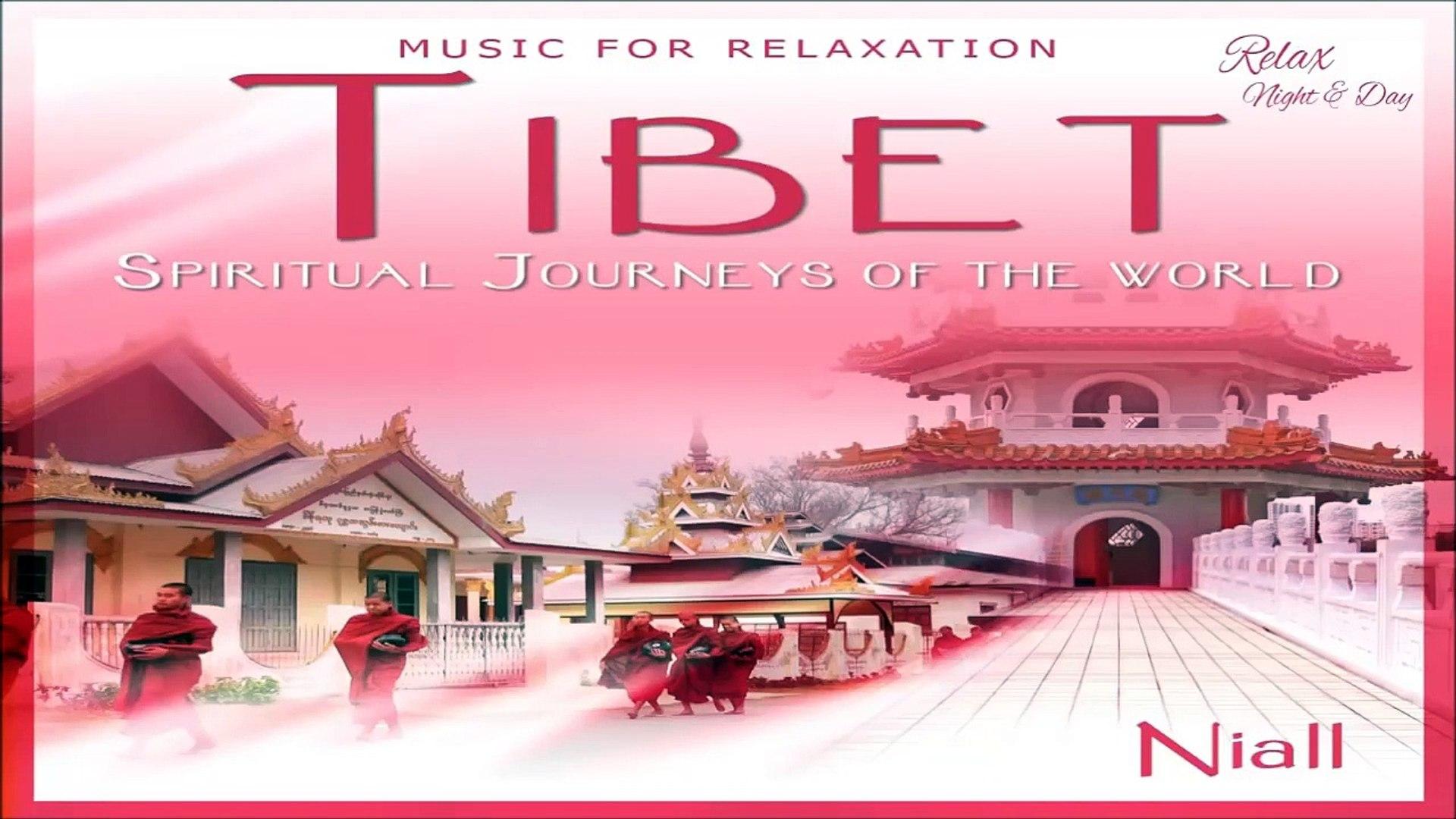 Beutiful Tibetan Music - Massage, Meditation, Yoga, Sleep, SPA, Spiritual Music, Spiritual Journeys