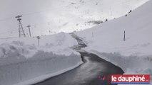 Courchevel (Savoie) : La Loze, un nouveau col pour les cyclistes à 2 304 m d'altitude