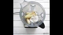 Recette : un savoureux velouté d'asperges blanches au lait de coco