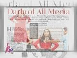 Darla of all media, moviestar na rin!