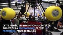 La 118e édition du concours Lépine à la Foire de Paris